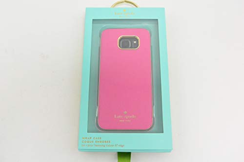 Wrap Case for Samsung Galaxy S7 Edge - Pink