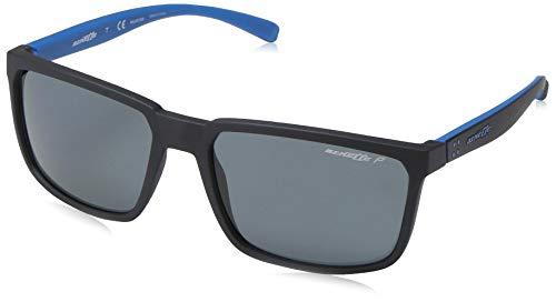 Ray-Ban 0AN4251 zonnebril, heren (mat zwart), 58