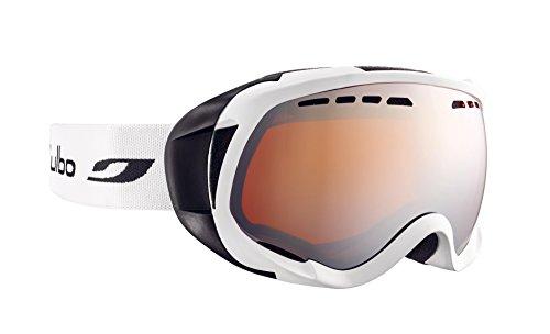 Julbo Jupiter Masque de Ski Homme, Blanc, Taille XXL