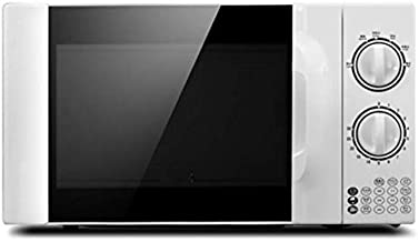 TYZXR Horno microondas, Sensor Inteligente de función de encimera/convección de Acero Inoxidable e iluminación LED, 1150W, operación Simple, Blanco