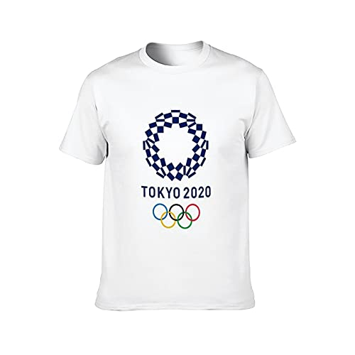 東京2020年オリンピック Tシャツ 半袖 夏服 東京オリンピックサポート綿 カットソー 快適 メンズ レディース おそろい おしゃれ ファッション プレゼント キャラクターXSからXLまで