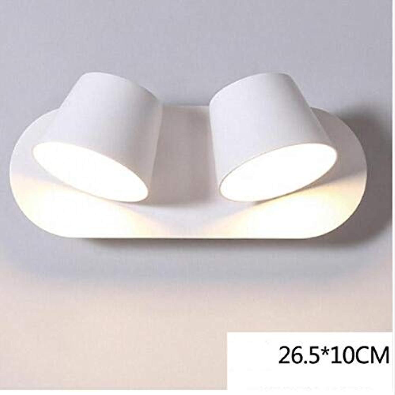 Flexible leselampe nachttischlampe led modern stil nachttischlampe schlafzimmer 2 wei mit schalter
