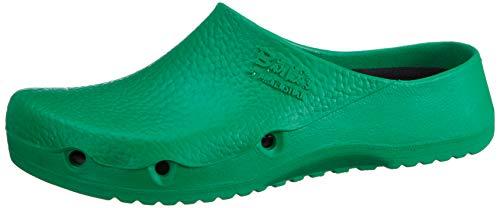 63050-40 Clogs Arbeitsschuh Antistatik BIRKI - AIR, Grün, Größe 40