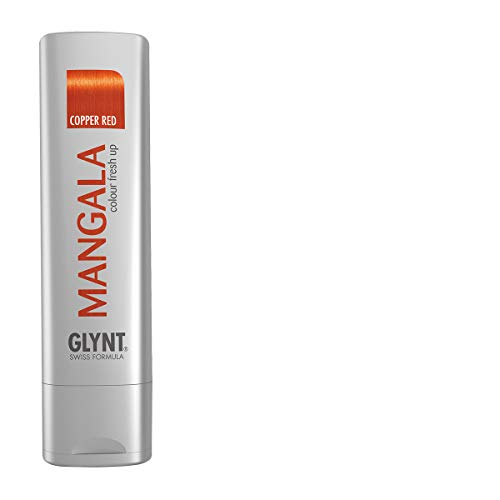 Glynt MANGALA Copper Red Color Fresh up, 200 ml
