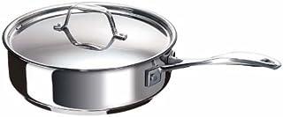 Beka Sartén Modelo Chef Alta De 20 Cm. con Tapadera Y Anti-Adherente