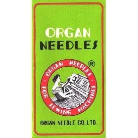 20 Organ HLX5 Needles for Brother PQ-1300, PQ-1500, PQ-1500S, Husqvarna Viking Mega Quilter, Pfaff 1200 Grand Quilter ~ Multiple Sizes! (110/18)