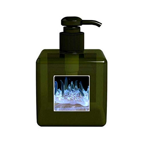 Ciencias Nature Photo - Bomba de dispensador de jabón (azul pálido de medusas