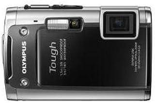 OLYMPUS 防水デジタルカメラ TOUGH TG-610 ブラック 5m防水 1.5m耐落下衝撃 -10℃耐低温 1400万画素 3Dフォト機能 Eye-Fiカード対応 TG-610 BLK