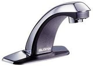 Sloan EBF85-4 Optima Bathroom Faucet, 0.5 Gpm, 3/8
