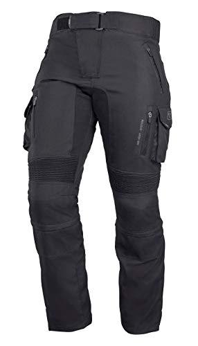 IXS Germas Motorrad Kinderhose Trento mit Hüft und Knieprotektoren, M