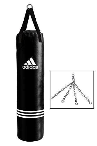 adidas-Boxing Boxing Bag Lux schwarz - 90