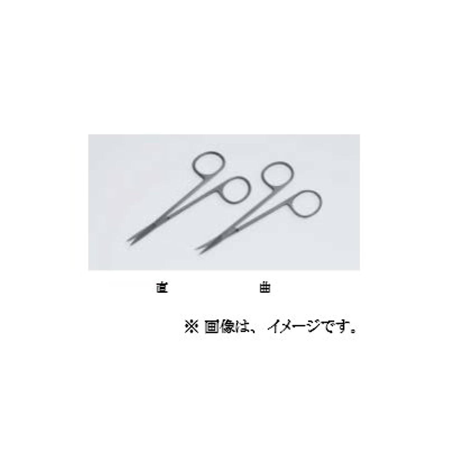 成果接地ノート眼科剪刀 11cm 曲 医療用ステンレス器具
