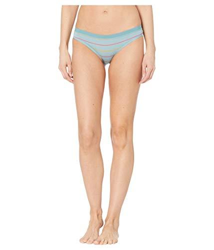 Smartwool Women's Merino 150 Bikini Boxed Wave Blue Stripe XS