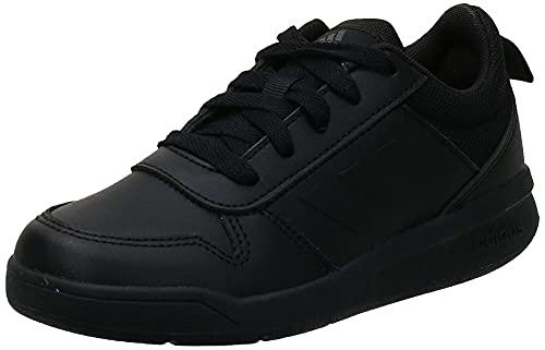 adidas Tensaur Laufschuh, CBLACK/CBLACK/GRESIX, 35 EU