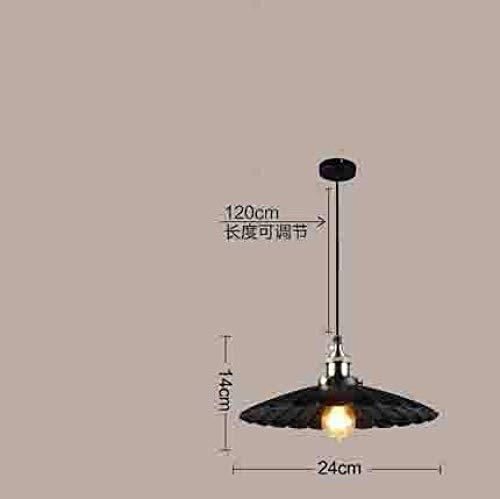 Ristorante Moderno LED Stile europeo e americano Barra semplice Creativo Ruggine Colore D Sezione 18CM-1195 ZP-1195