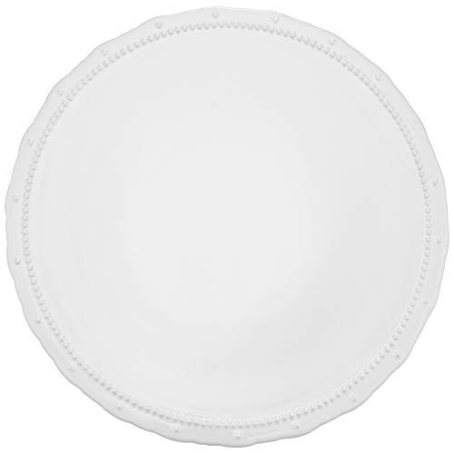 RBV Birkmann, 443624, Tortenteller Vintage, Ø 33 cm, Keramik, weiß