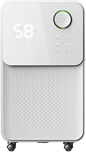 Deumidificatore,deumidificatore Domestico Portatile 24L con Funzione di temporizzazione,purifica l'aria,Consente di Risparmiare energia ed elettricità,for Gli scantinati Camere da Letto Bagni