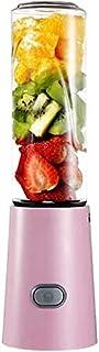 LINANNAN Mélangeur 400ml Portable Juicer électrique USB Rechargeable Blender Smoothie Fruits Food Milker Mélangeur Mélange...
