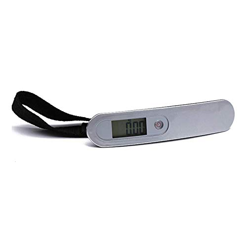 LCD Digital Hanging Scale Electronic Portable LCD Digital Luggage Scale Travel Hanging Weight Mini Electronic Scale