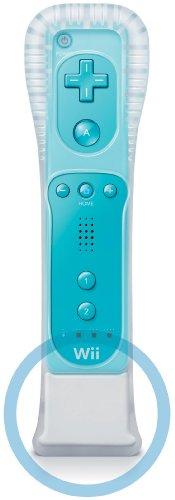 Wiimote + Wii Motion Plus - bleu