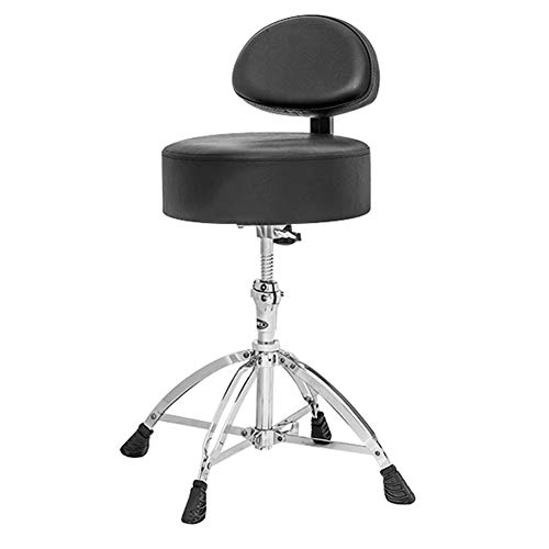 WEIYV- Drum Stool , Drum Throne Round Drum Stool, Saddle...