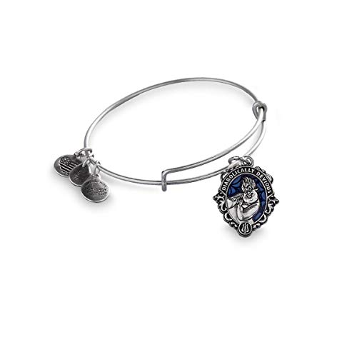 Alex and Ani Disney Parks Ursula Bangle Bracelet The Little Mermaid Diabolically Devious Silver