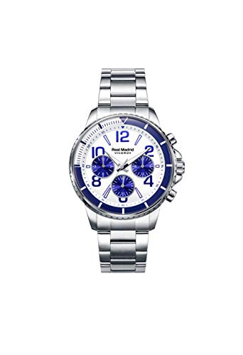 Pack Real Madrid Hombre Reloj y Pulsera PACKCAB2RM