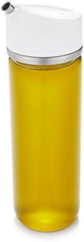 OXO Good Grips Precision Pour Glass Oil Dispenser 12 oz Clear 12 oz Oil Dispenser product image