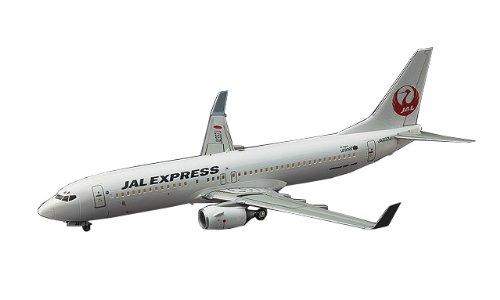 Hasegawa 1/144 JAL Express Boeing 737-800 (Japan Import)