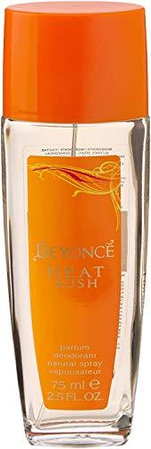 Beyonce Heat Rush Deodorant 75 ml, per stuk verpakt (1 x 75 ml)