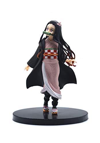 A Figura de Demon Slayer: Kimetsu no Yaiba (Kamado Nezuko)