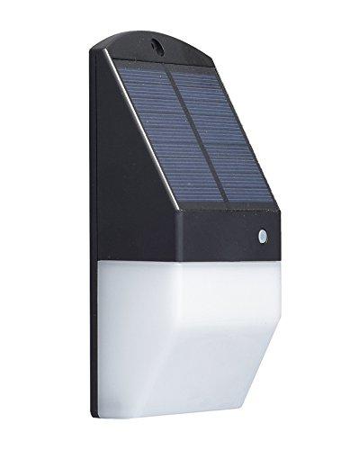 Voltman DIO065021 DIO065021- Aplique solar con detector de...
