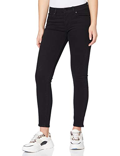 Levi's Damen 711 Skinny Jeans, Black Sheep, 29W / 30L