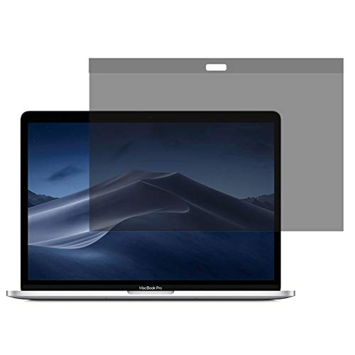 YANGJIAN Magnetic Privacy Anti-Glare PET Screen Film for MacBook Pro 13.3 inch with Touch Bar (A1706)