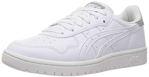 ASICS Damen Japan S Sneaker, Blanc Noir, 40 EU