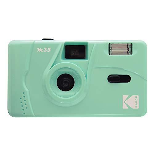 コダックフィルムカメラM35ミントグリーン