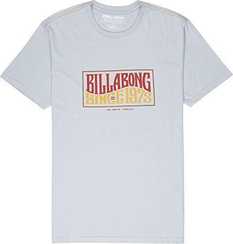 BILLABONG Wave Daze Tee SS Grey Heather L
