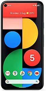 Google Pixel 5 5G 2020 GTT9Q 128GB GSM CDMA Factory Unlocked Android Smartphone Sorta Sage International product image