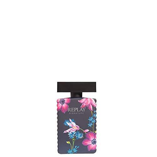 Replay Signature for Woman REPLAY Eau de Parfum für Damen 30 ml Spray