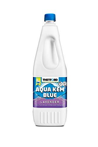 Thetford Aqua Kem Blue Lavander aditivo químico, liquido para inodoro