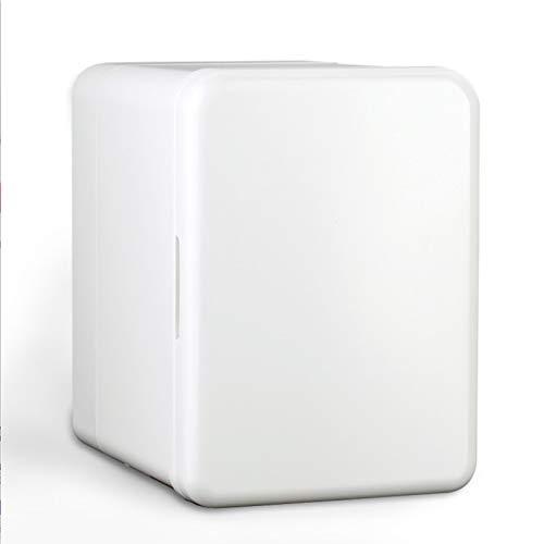 Mini Nevera, 4 Litros Mini Portátil Frigorífico Personal Cools & Heats, 100% Freon-Free-Free-Free Friendly Friendly Breast Frigorífico Para Oficinas Dormitorio De Dormitorio Estudiante D(Color:bla
