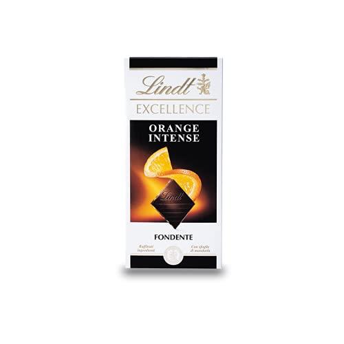 Lindt Tableta de Chocolate con Naranjas