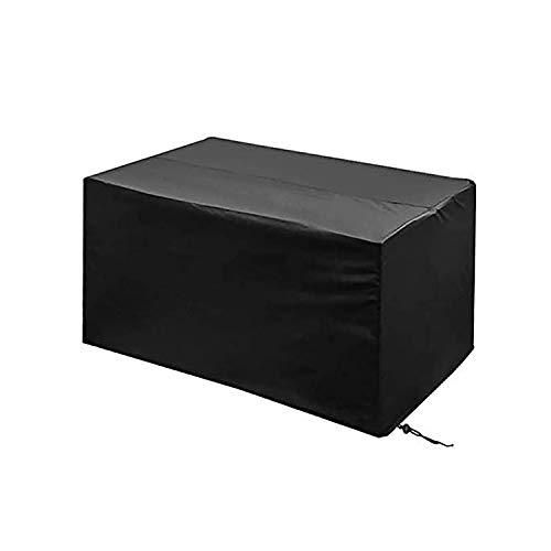 VOXKELY Funda Protectora Sofá De La Esquina Forma De L Cubierta De Sofá Patio Exterior Cubierta De Muebles Jardín Fundas Muebles Impermeable (155 * 95 * 68cm)