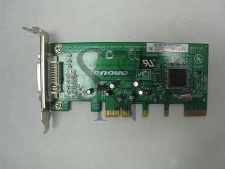 IBM 46R2798 IBM Genuine NVIDIA Quadro FX1800 768MB PCI-E 3 Port GDDR3 Lenovo 39j9334 Dvi - I Pci - E Video Thinkcentre Add2 - R Graphic