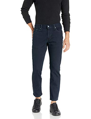 Levi's 541 Athletic Fit Jean, Cholla Black Overdye-All Seasons Tech-Stretch, 38 W/30 L Homme