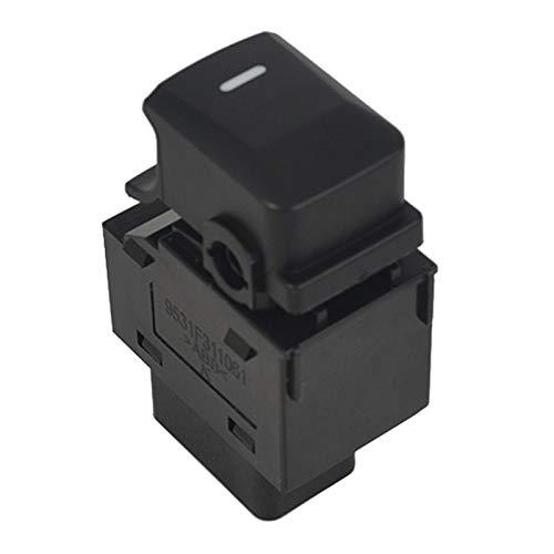 H HILABEE 935803W000 Interruptor de Control de Ventana Eléctrica para KIA SPORTAGE 2012-2016, Negro