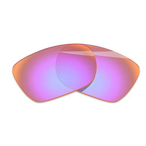 BlazerBuck lentes de repuesto polarizadas antisal para Oakley Deviation OO4061