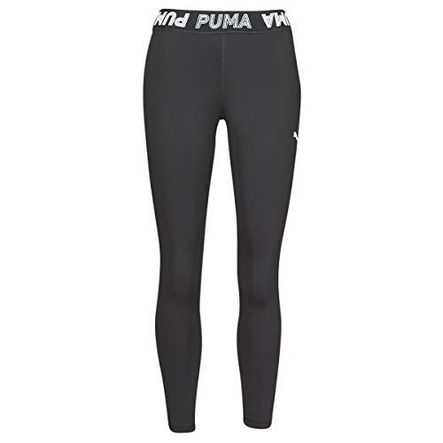 PUMA Modern Sports Banded 7/8 Leggings Mallas Deporte, Mujer, Black, L