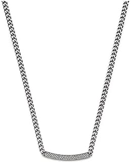 Michael Kors Casual and Trendy Necklace, Stainless Steel for Women