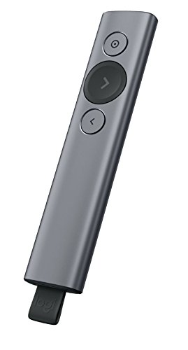 Logitech Spotlight Plus Presentation Remote - Slate B2B